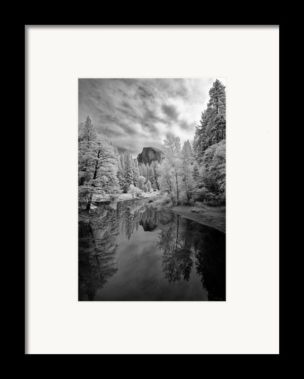 Half Dome Framed Print By Liordrz© Photography