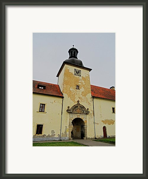 Half Past Eleven ... Framed Print By Juergen Weiss
