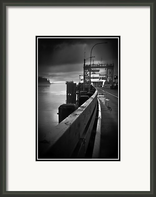 Harper Ferry Framed Print By Dale Stillman