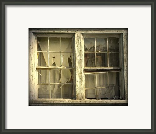 He Lives Here Framed Print By Melissa Wyatt