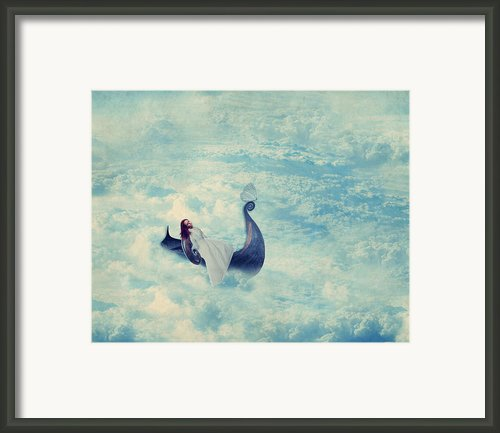 Heavenly Rest Framed Print By Aimelle