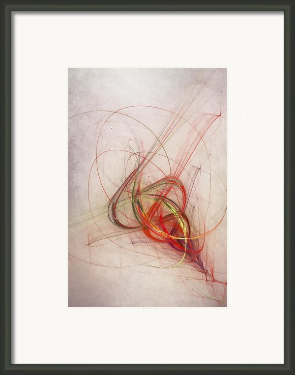 Helix Framed Print By Scott Norris