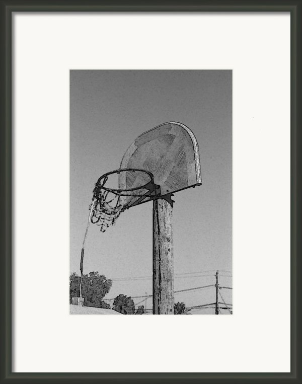 Home Cooking Framed Print By Angelo Battle