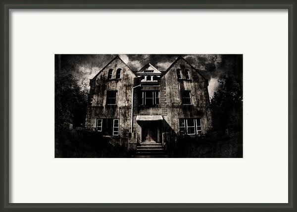 Home Framed Print By Torgeir Ensrud