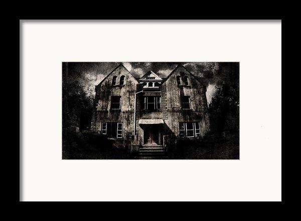 Home Framed Print By Torgeir Ensrud