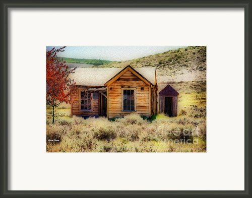 Homestead 2 Framed Print By Cheryl Young