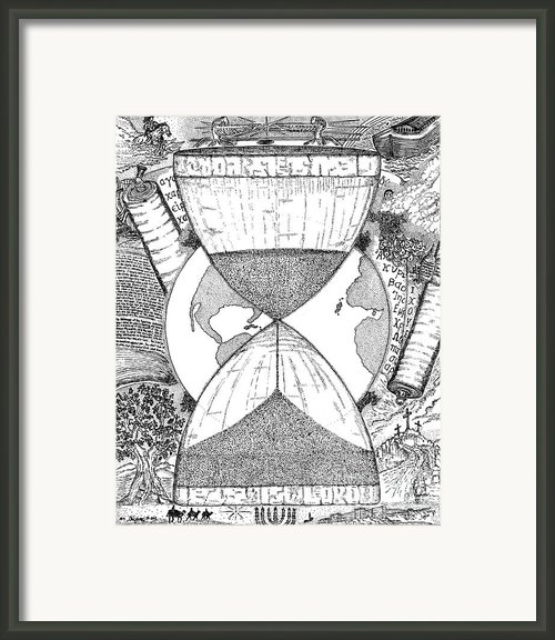 Hourglass Framed Print By Glenn Mccarthy Art And Photography