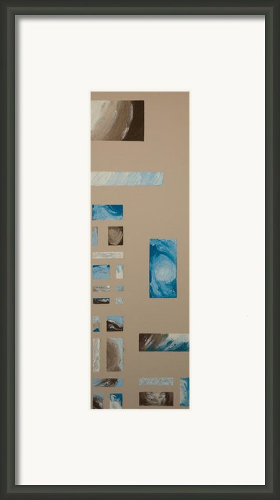 Hurricane 1 Framed Print By Alison Quine