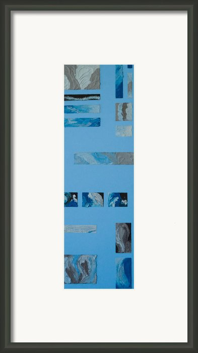 Hurricane 3 Framed Print By Alison Quine