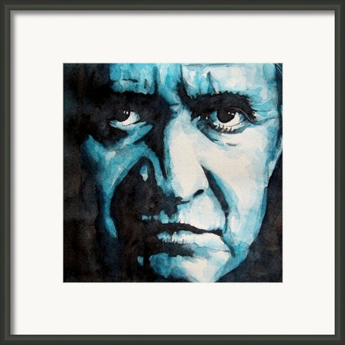 Hurt Framed Print By Paul Lovering