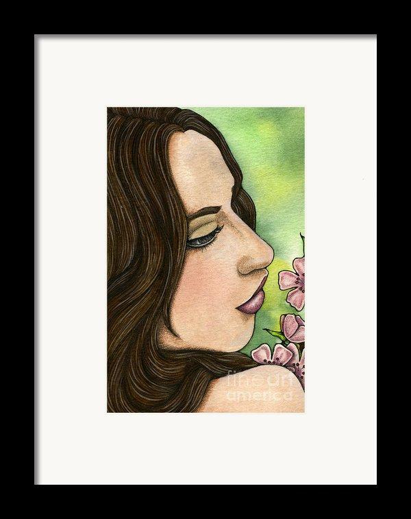 I Remember Framed Print By Nora Blansett