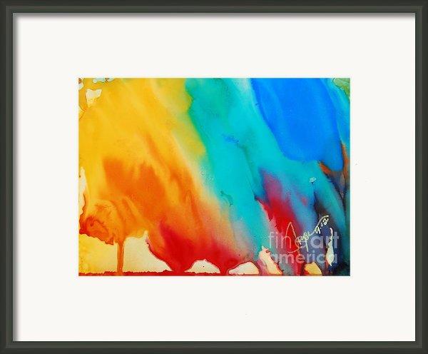 I See A Boar Framed Print By Joyce Auteri