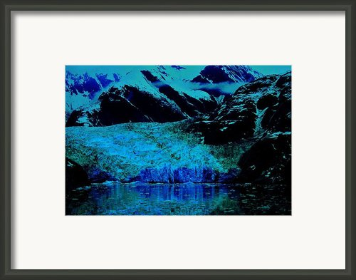 Ice Age Framed Print By Helen Carson
