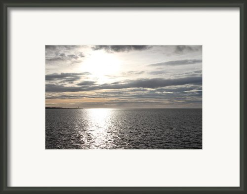 Icelandic Night Framed Print By Andres Zoran Ivanovic