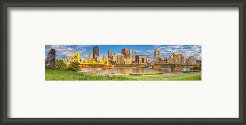 Idyllic Afternoon Framed Print By Jennifer Grover