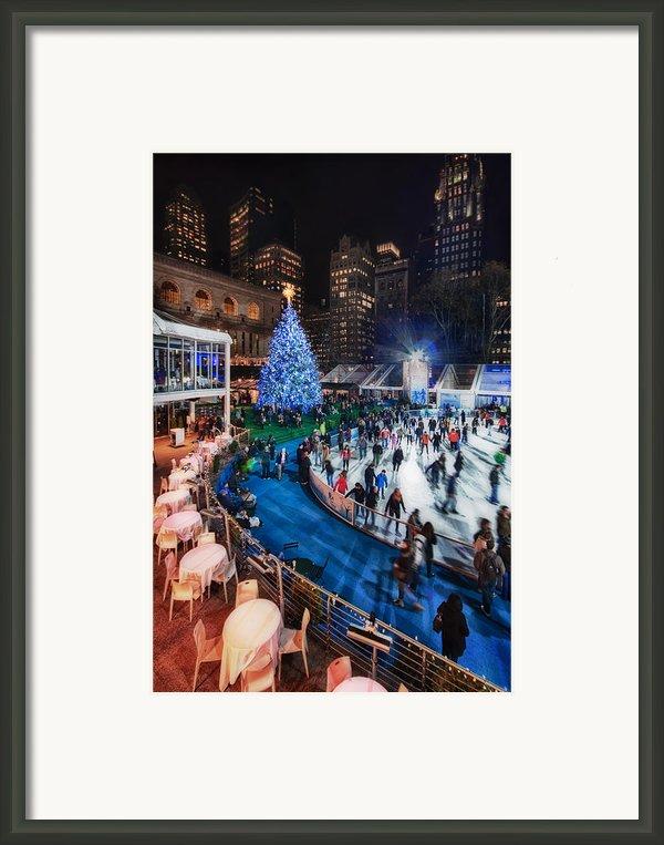 If I Could Make December Stay Framed Print By Evelina Kremsdorf