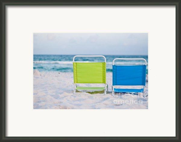 If I Were A Chair... Framed Print By Barbara Shallue
