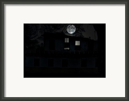 Illumination Framed Print By Emily Stauring