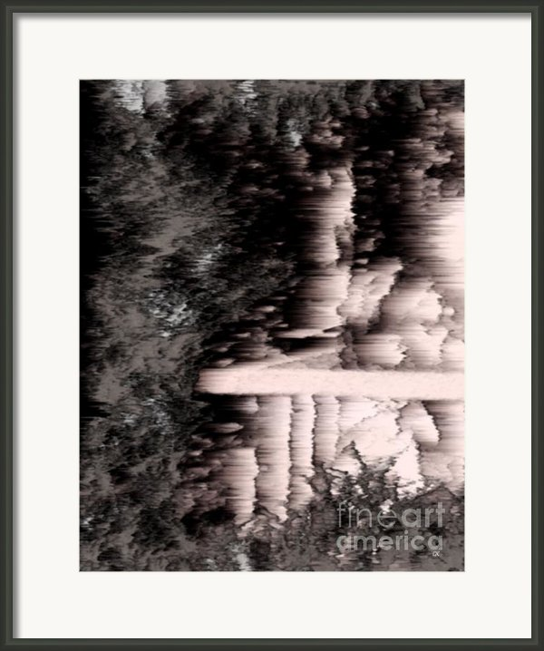 Illusion Framed Print By Gerlinde Keating - Keating Associates Inc