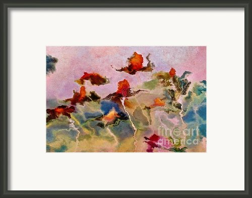 Imagine - F0104bt03f Framed Print By Variance Collections