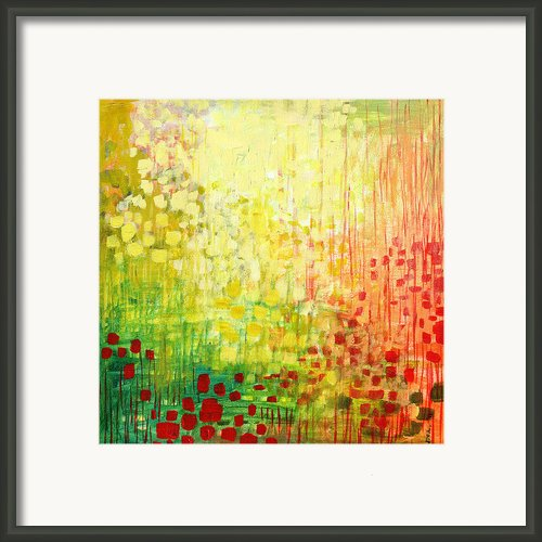 Immersed No 2 Framed Print By Jennifer Lommers