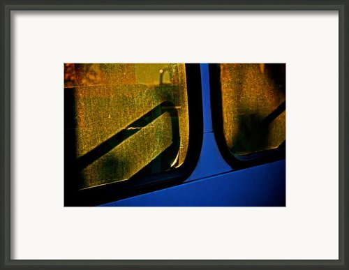 Impaired Vision Framed Print By Odd Jeppesen