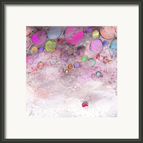 In A World Alone Framed Print By Rachel Christine Nowicki