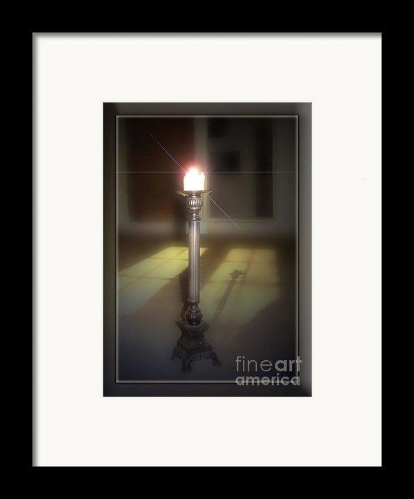 In Memory Framed Print By Bruno Santoro