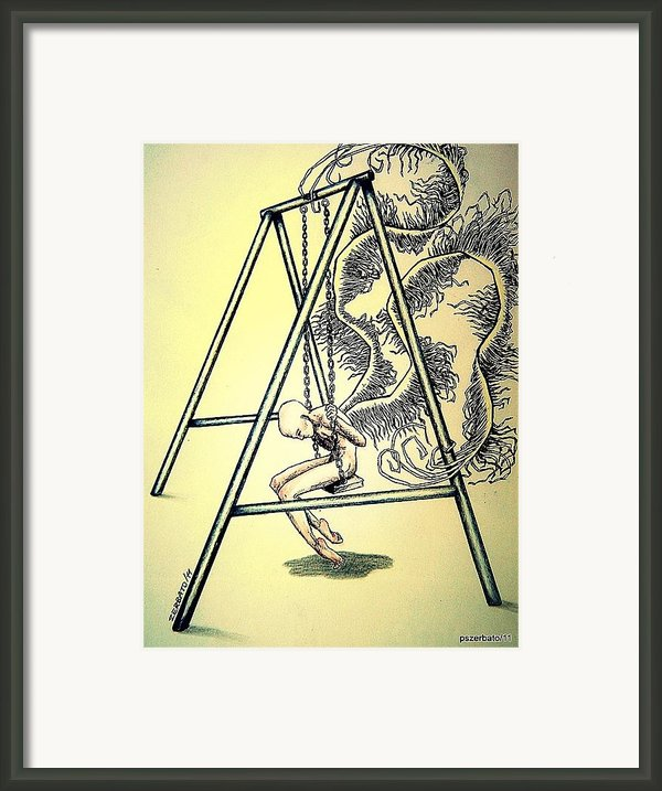 In The Future There Will Be Children Again Framed Print By Paulo Zerbato