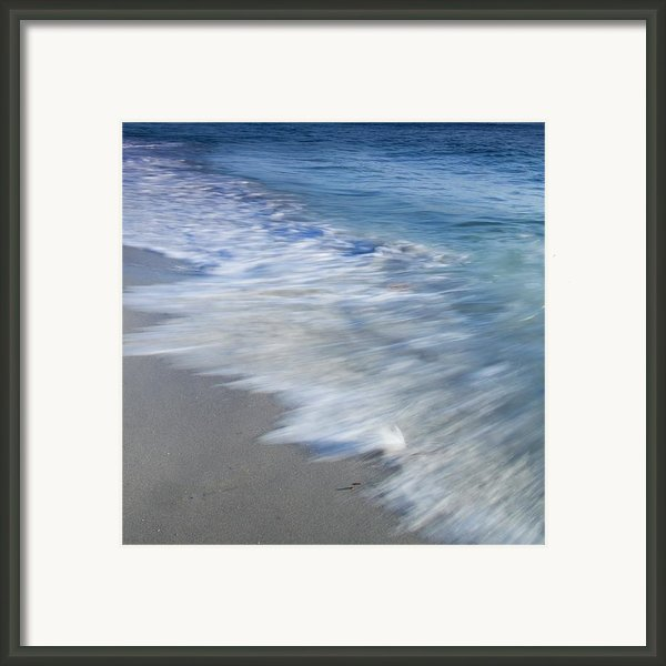 Incoming Framed Print By Ryan Hartson-weddle