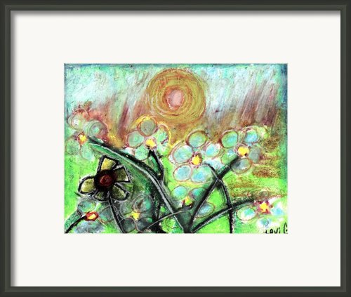 Individuality  Framed Print By Levi Glassrock