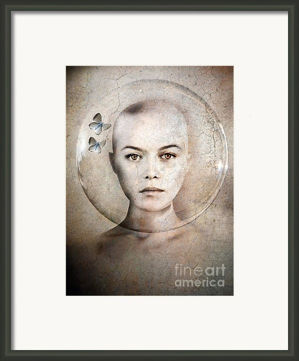Inner World Framed Print By Photodream Art