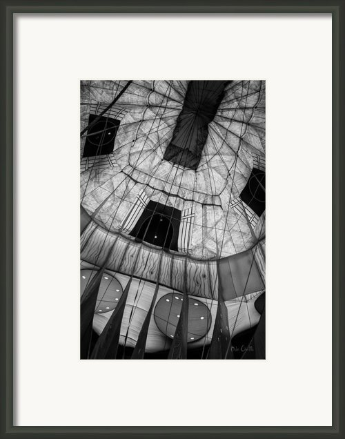 Inside The Balloon Two Framed Print By Bob Orsillo