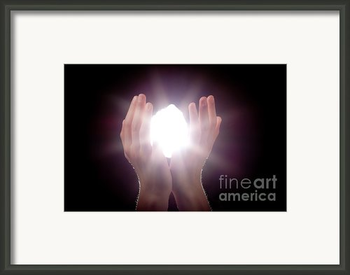 Inspiration Framed Print By Cindy Singleton
