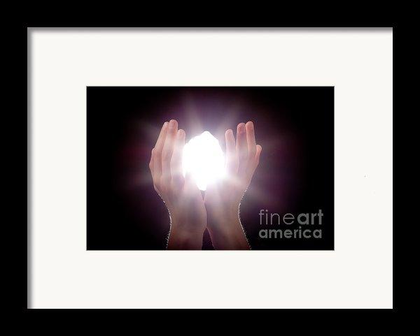 Inspiration Framed Print By Cindy Singleton