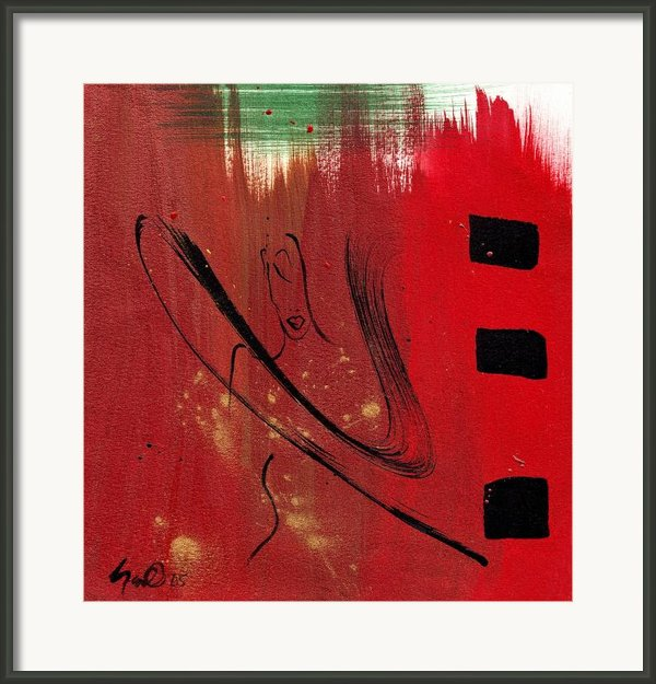 Inspiration Framed Print By Simone Fennell