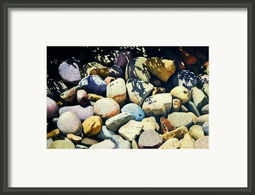 Into The Light Framed Print By Bob Nolin