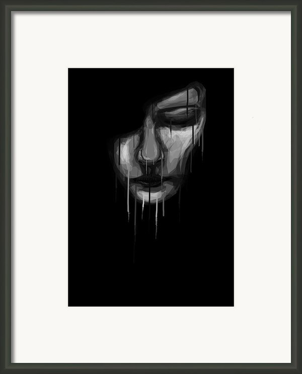 Into The Melting Pot Framed Print By Aiden Galvin