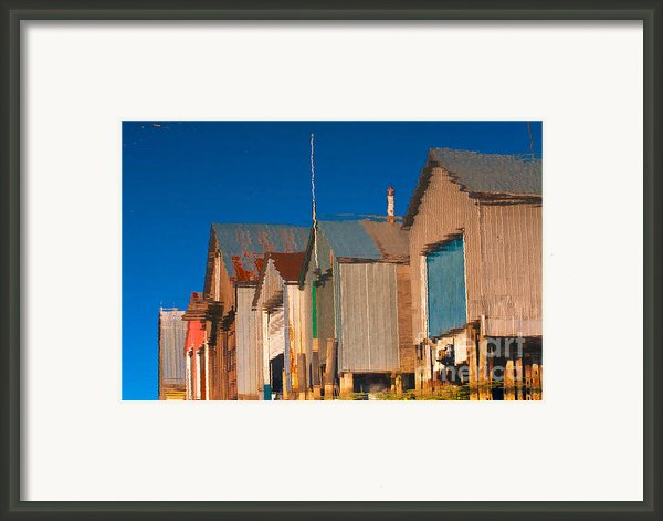 Inversion Framed Print By Gordon Wood