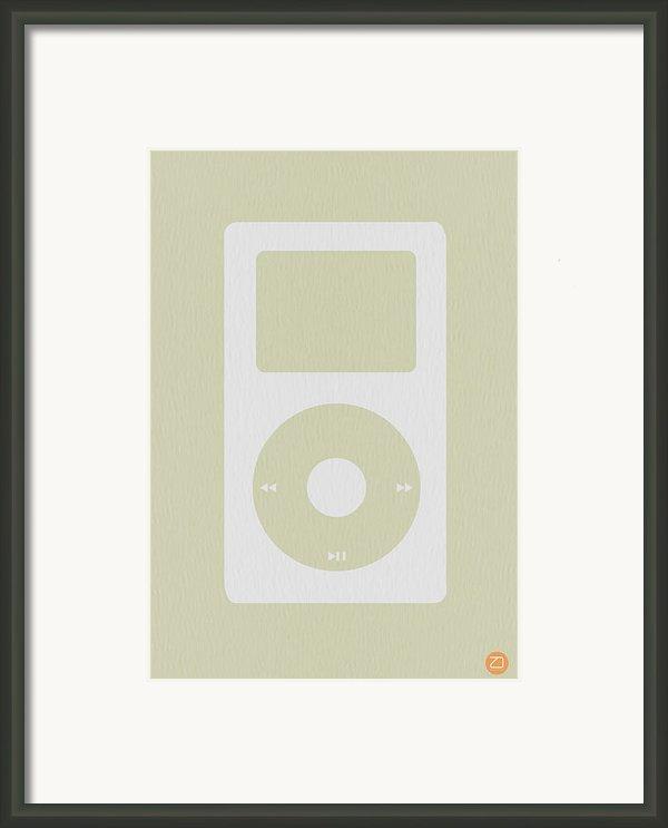 Ipod Framed Print By Irina  March