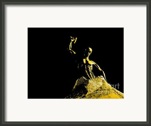 Iron Man Framed Print By Al Bourassa