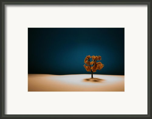 It Is Always There Framed Print By Mark  Ross