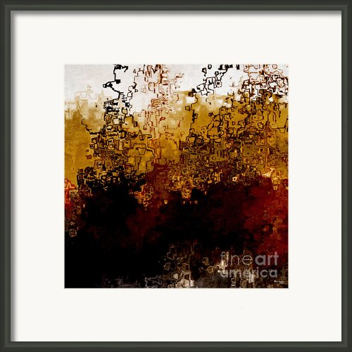 Jesus Christ The Amen Framed Print By Mark Lawrence
