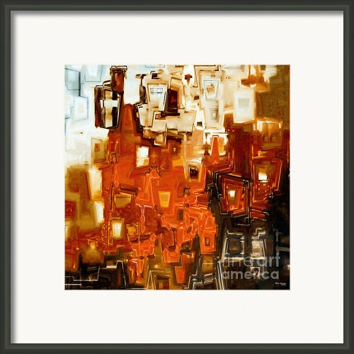 Jesus Christ The Truth Framed Print By Mark Lawrence