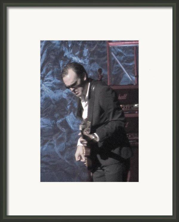 Joe Bonamassa Framed Print By Todd Sherlock