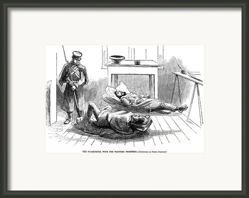 John Browns Raid, 1859 Framed Print By Granger