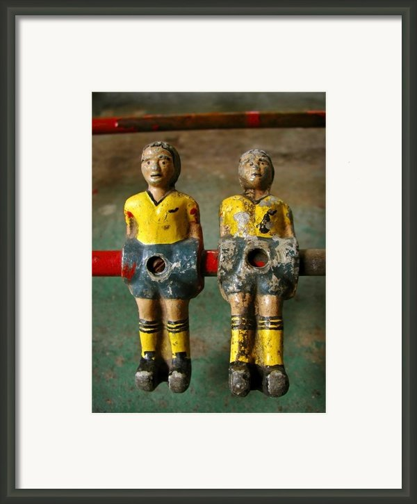 Joined At The Hip Framed Print By Skip Hunt