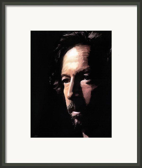 Journeyman Framed Print By Peter Chilelli