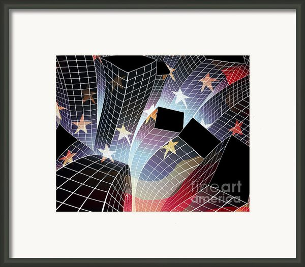 Joy In The City Framed Print By Atiketta Sangasaeng