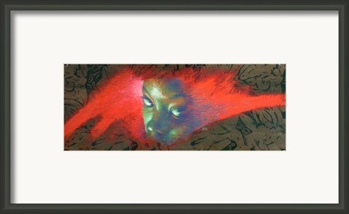 Junglevision Framed Print By Ken Meyer Jr